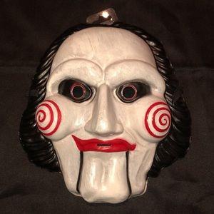 Jigsaw Saw Mask Hot Topic NWT's
